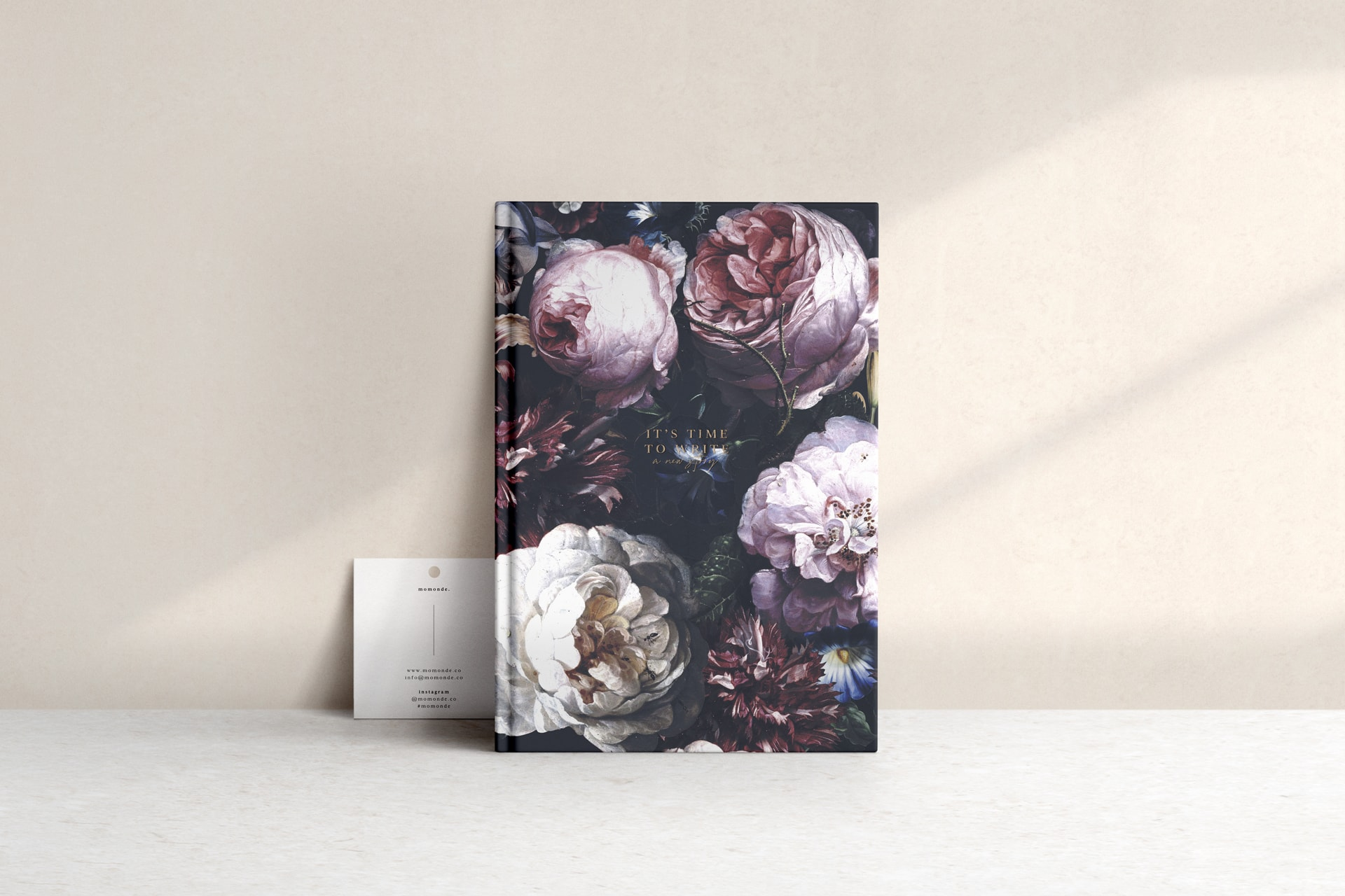 Planner momonde Floral Cloud