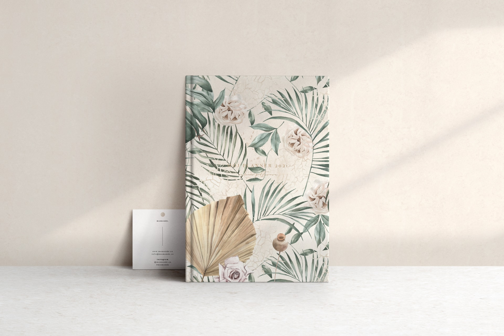 Planner momonde Tropical Breeze